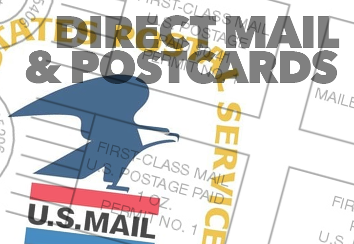Direct Mail & Postcards